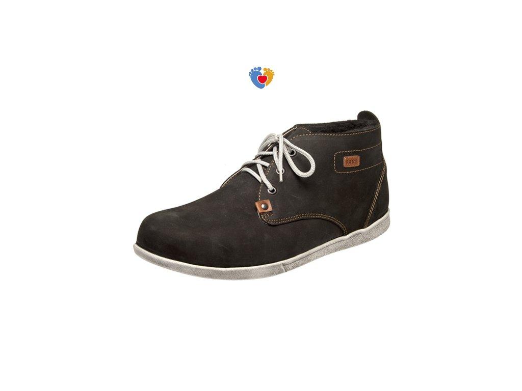 34a71ebbcc776 Pánska zimná obuv FARE 2205211 - Centrum zdravých nôh