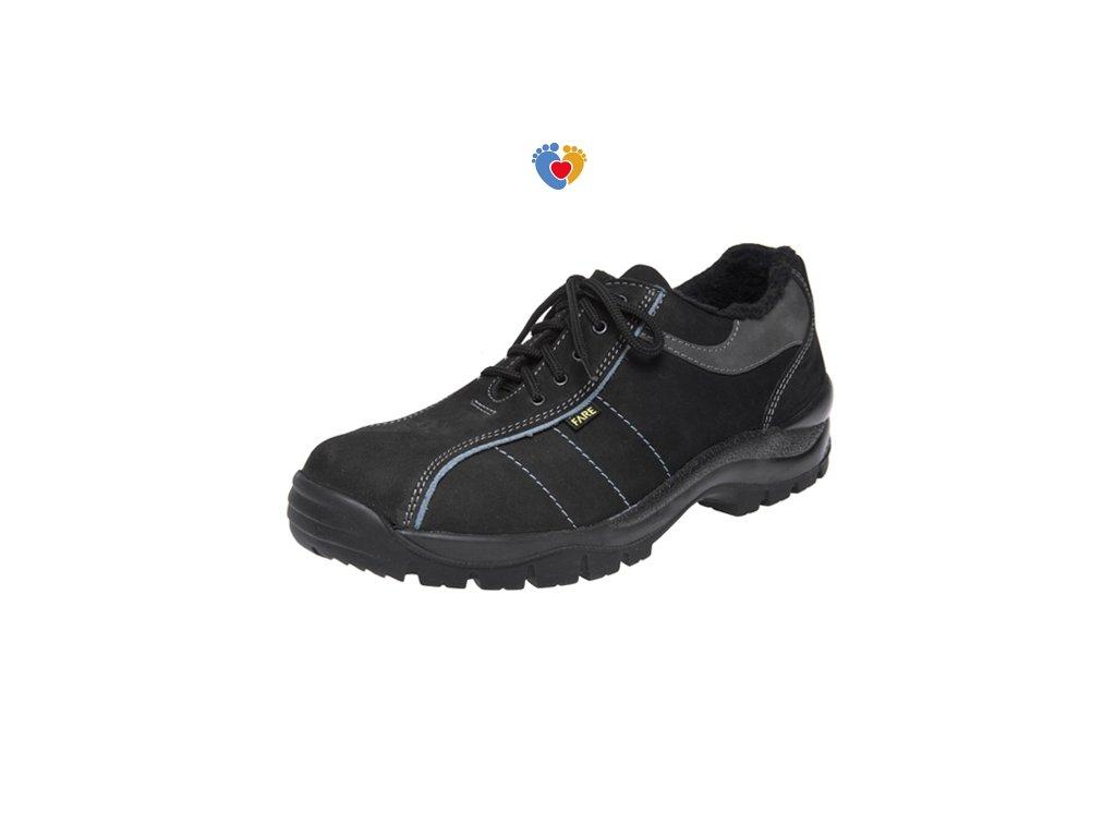 9a1503110dc37 Pánska zimná obuv FARE 2231211 - Centrum zdravých nôh