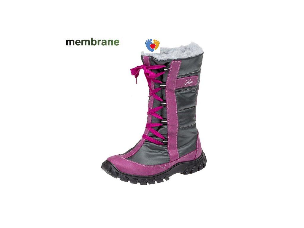 Detská zimná obuv FARE  4642494