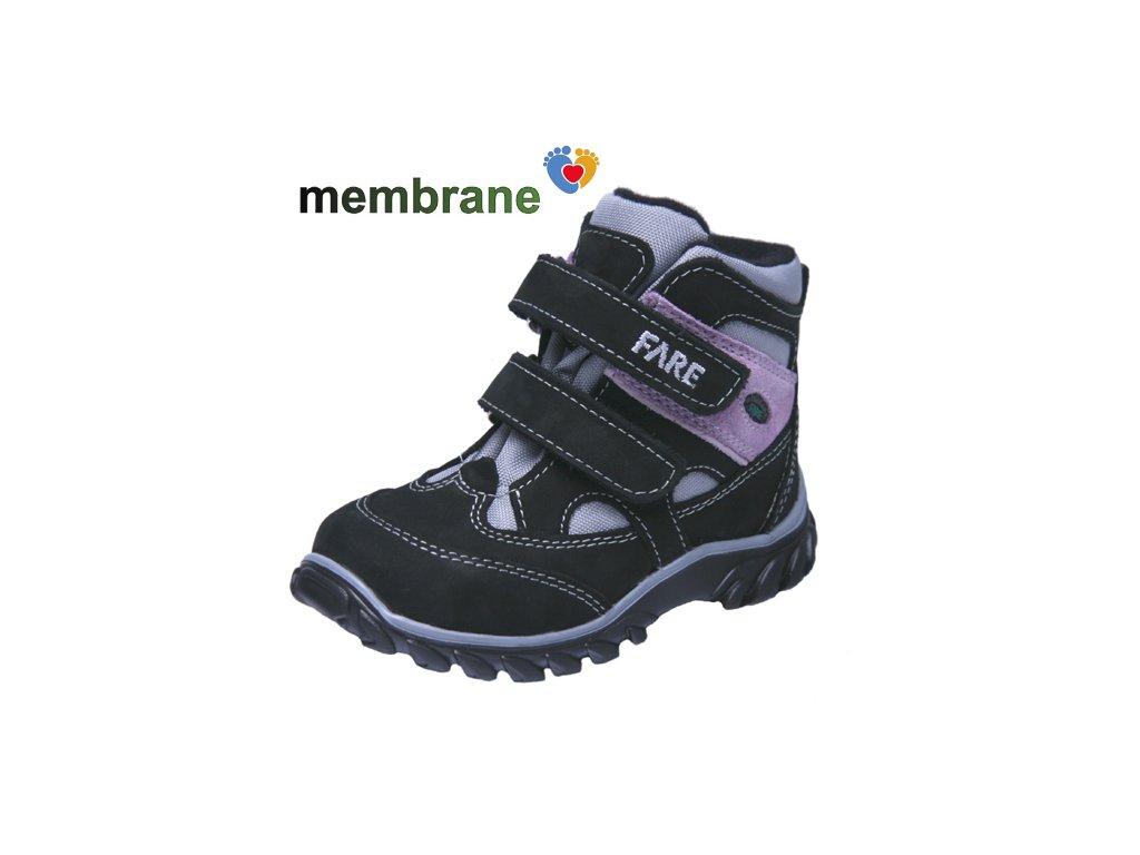 Detská treková obuv FARE 826252