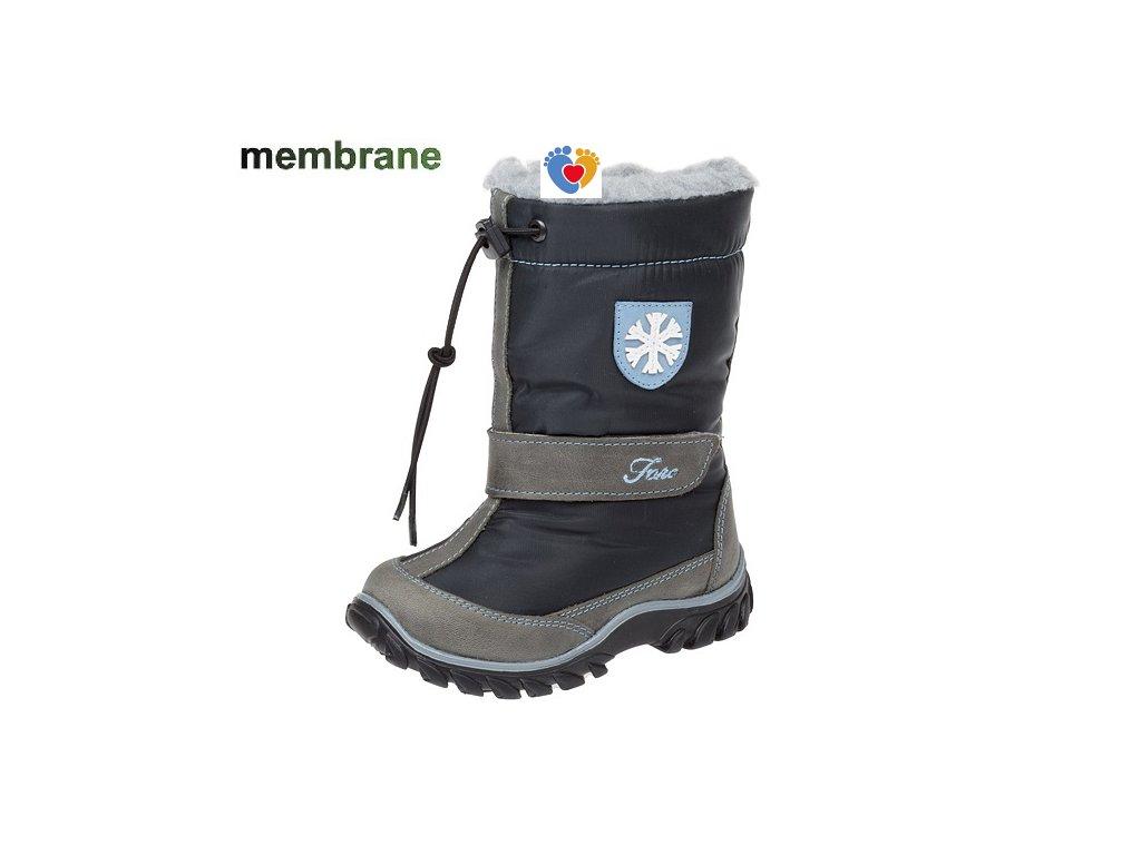 Detská zimná obuv FARE 4742462