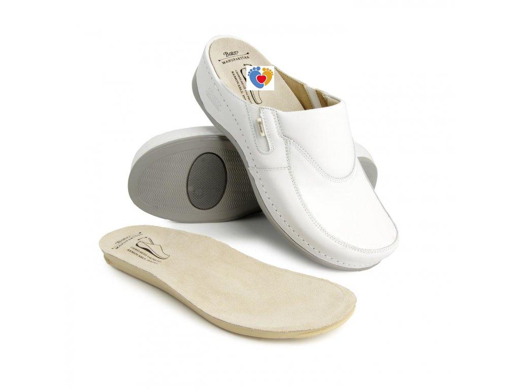 255467ba5c311 Dámska zdravotná obuv BATZ FC10 - Centrum zdravých nôh