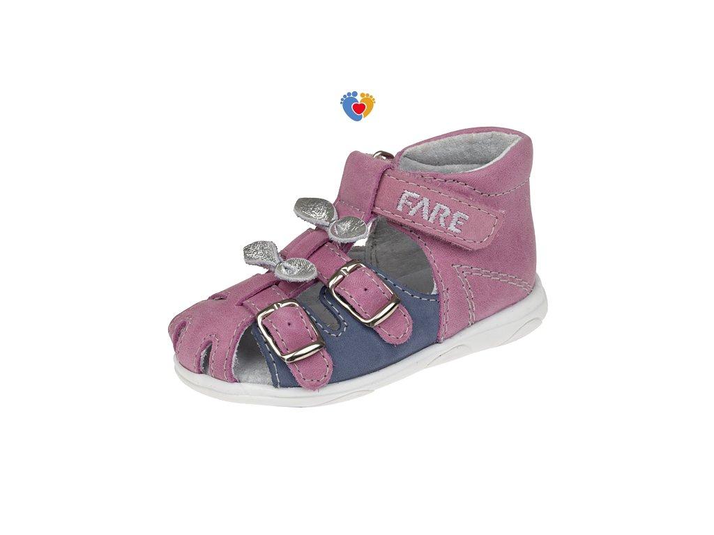 Detské sandálky FARE 568158