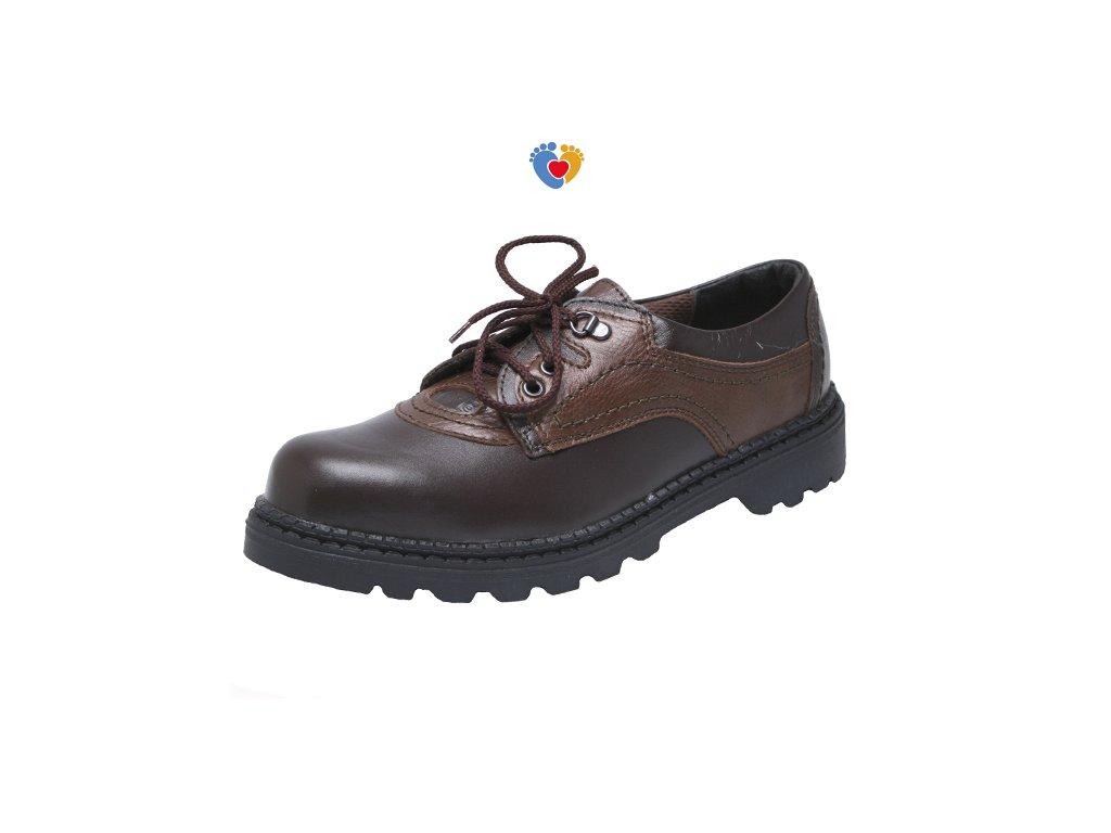 Pánska celoročná obuv FARE 115821