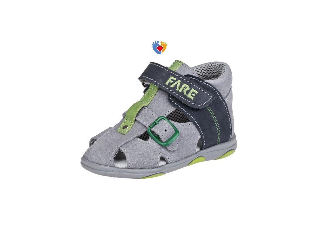 Detské sandálky FARE 560161