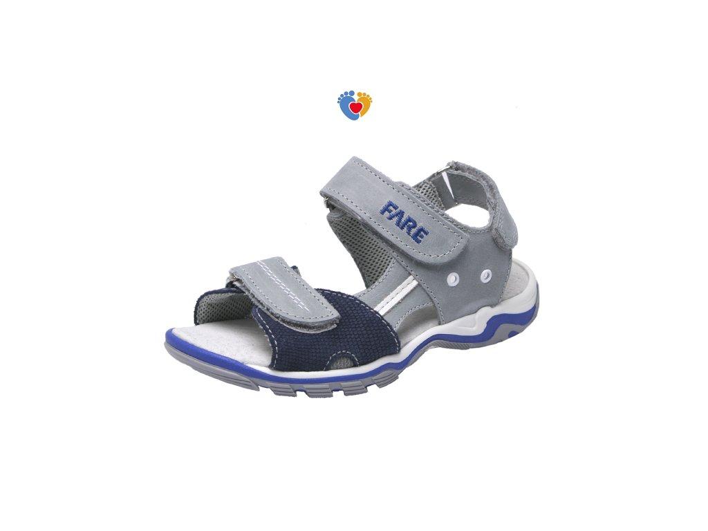 Detské sandálky FARE 1761161