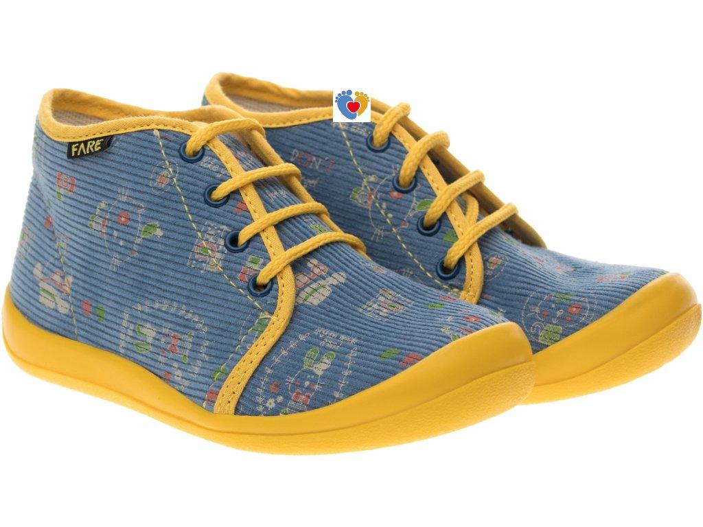 Detské papuče FARE 4112407