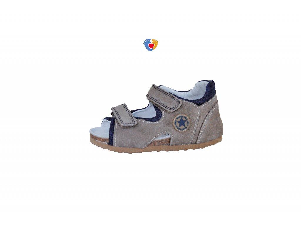 fa66bb374320 detské ortopedické sandále