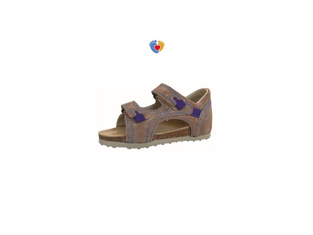 5be23d32fb PROTETIKA detské ortopedické sandále Typ 32 detské ortopedické sandále