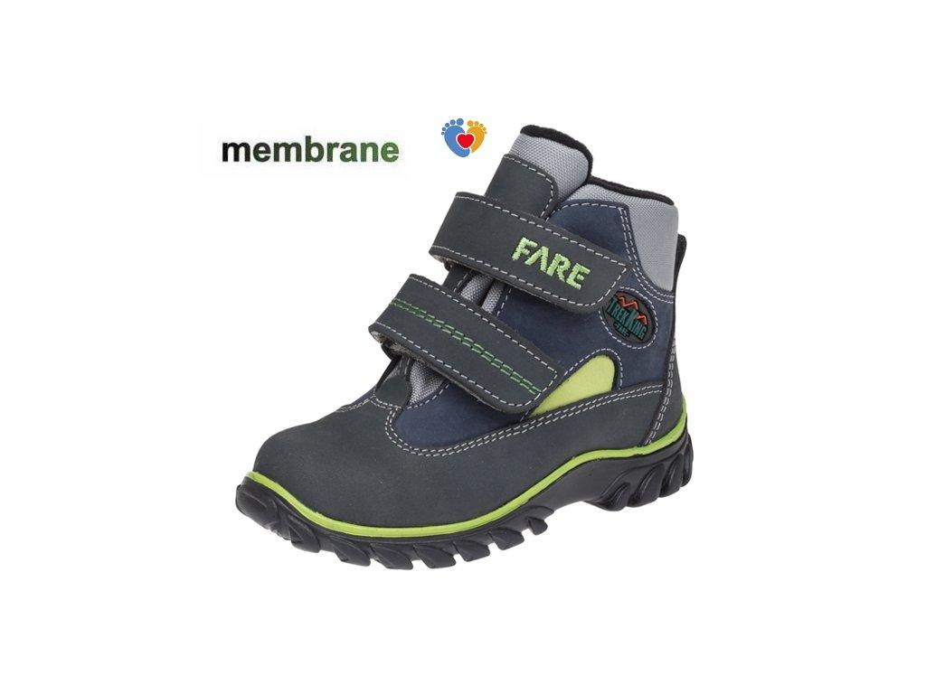 Detská treková obuv FARE 827264