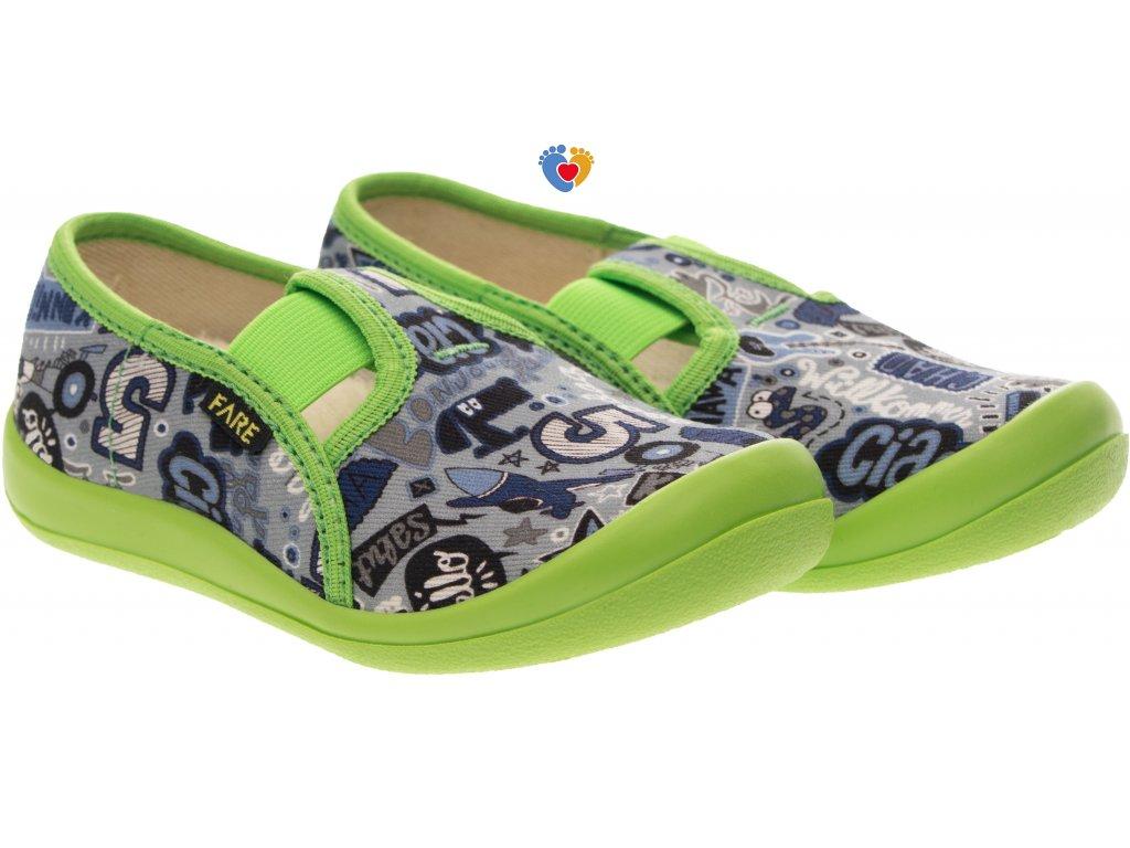 Detské papuče FARE 4111400