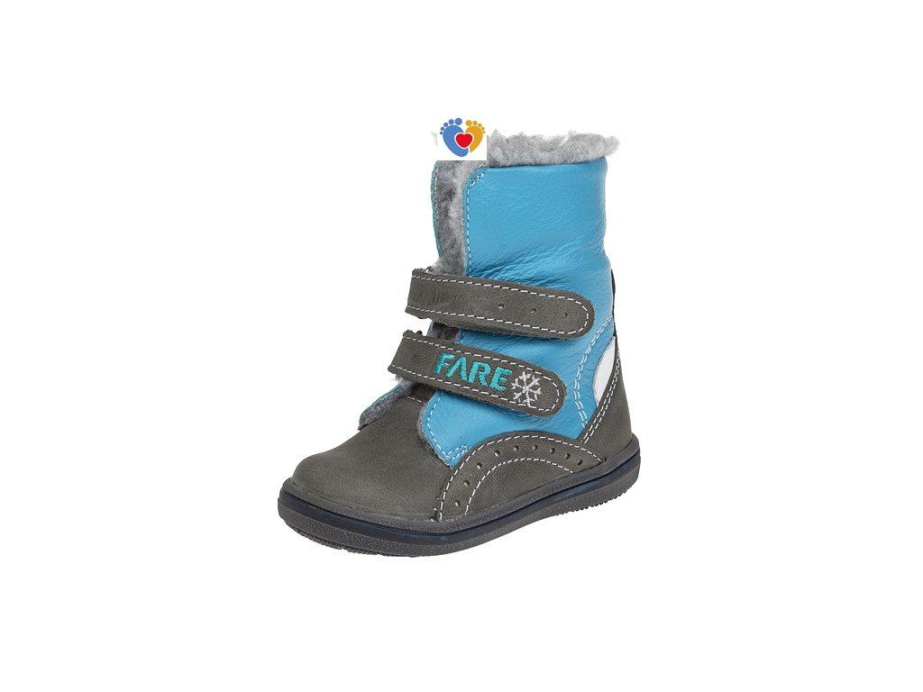 Detská zimná obuv FARE 2146162