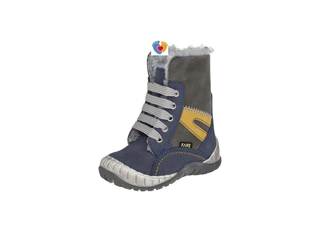 Detská zimná obuv FARE 2145105