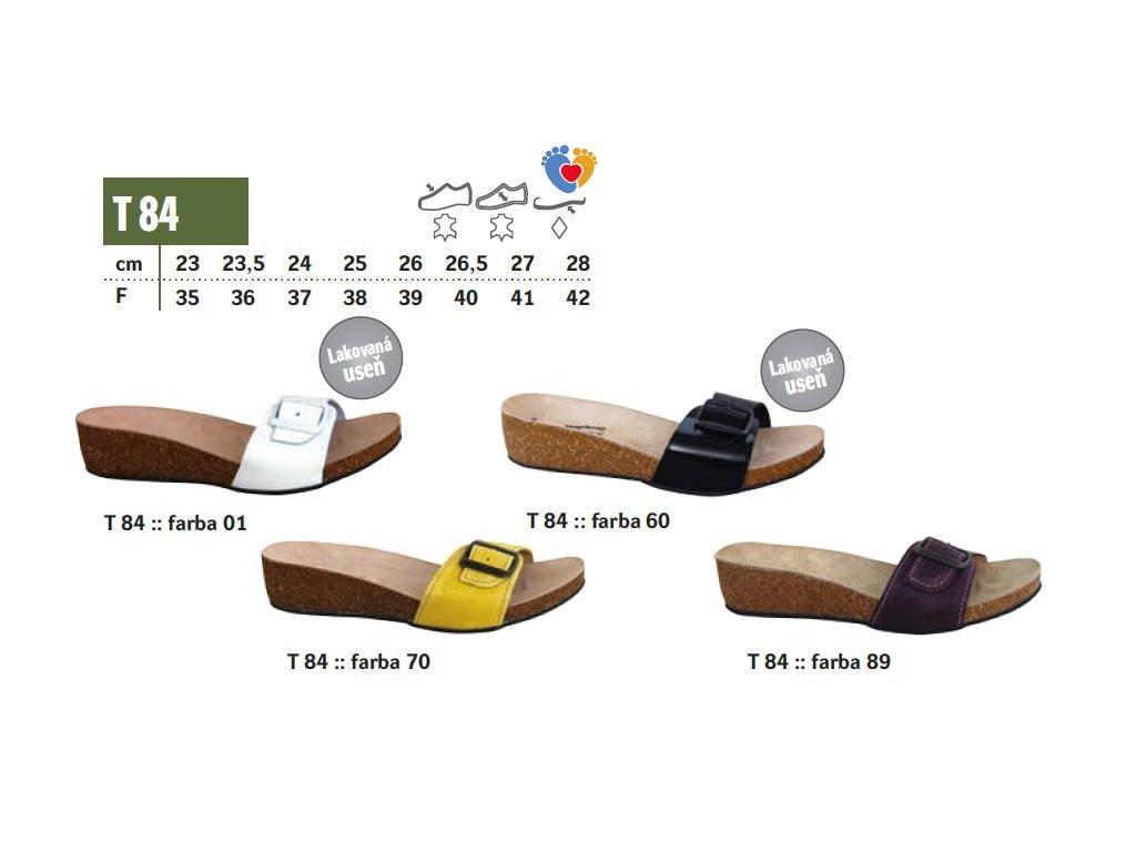 ea31e0a1b9d3 Protetika ortopedicko-rehabilitačné šlapky Typ 84 - Centrum zdravých nôh