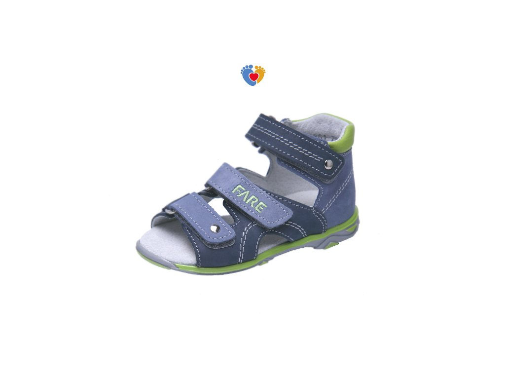 FARE zdravotná obuv 768101