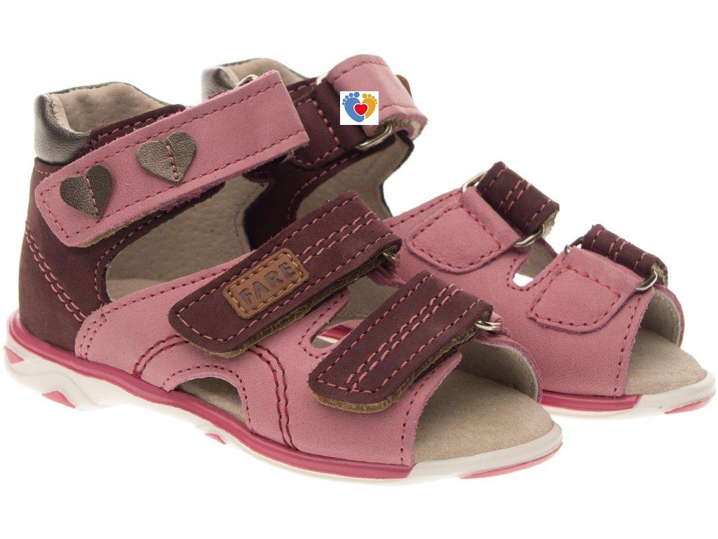 FARE zdravotná obuv 768191