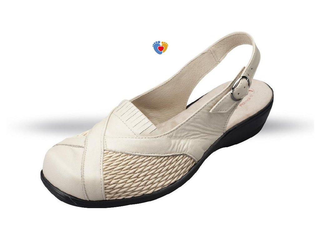 44a293783a48 Dámska obuv na hallux JULEX ORTO 4280 - Centrum zdravých nôh