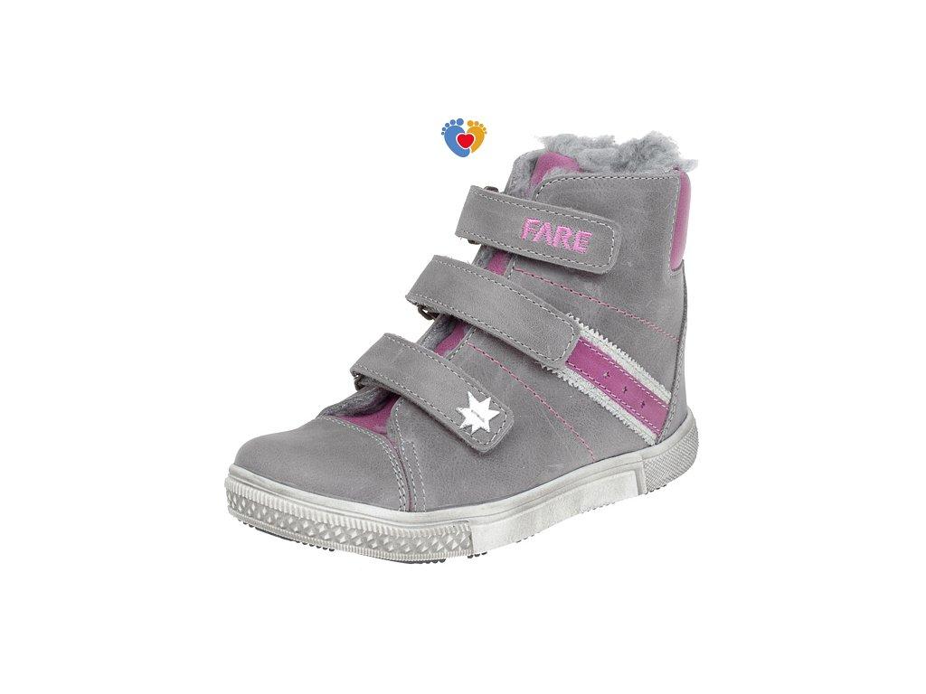 Detská zimná obuv FARE 841151
