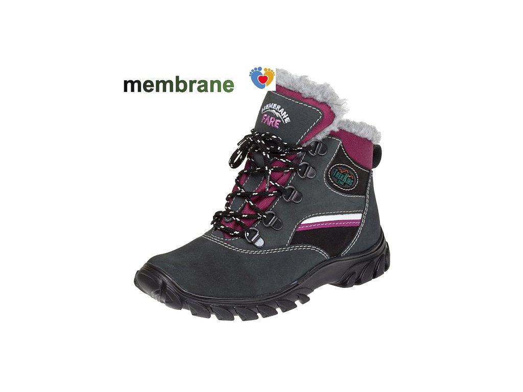 Detská zimná obuv FARE 2642253