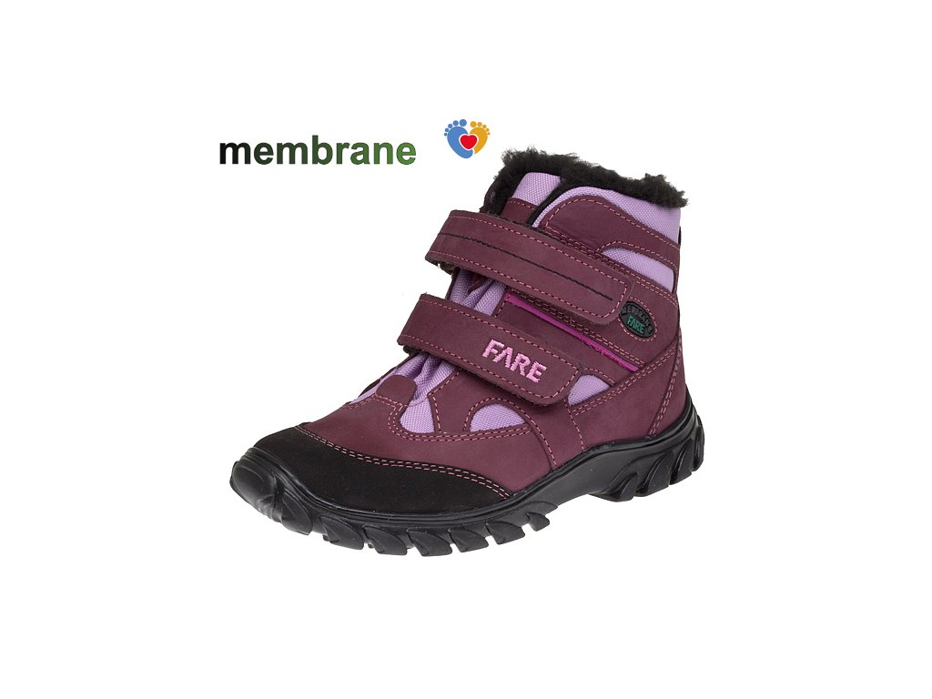 Detská zimná obuv FARE 2644292