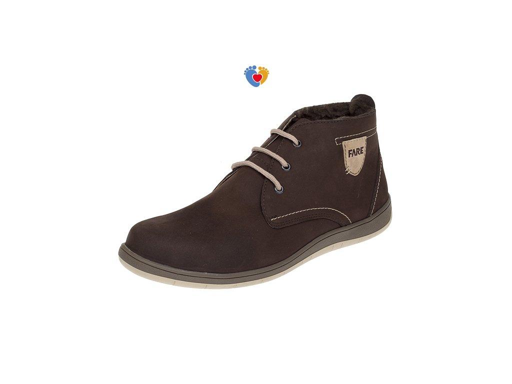 Pánska zimná obuv FARE 2205221