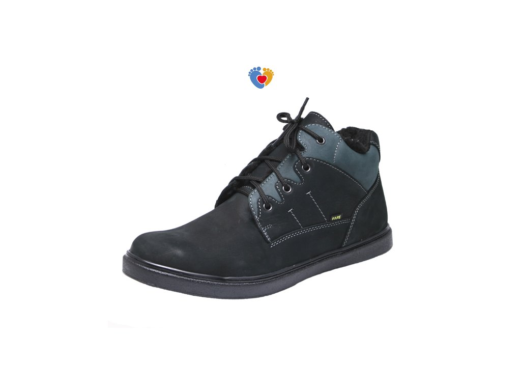 62a2ec2f86e99 Pánska zimná obuv FARE 2206211 - Centrum zdravých nôh