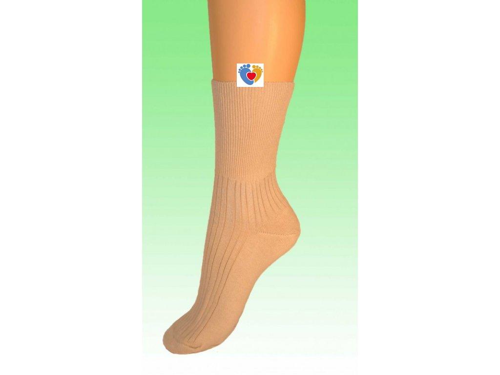 WINER 100% bavlnené zdravotné ponožky