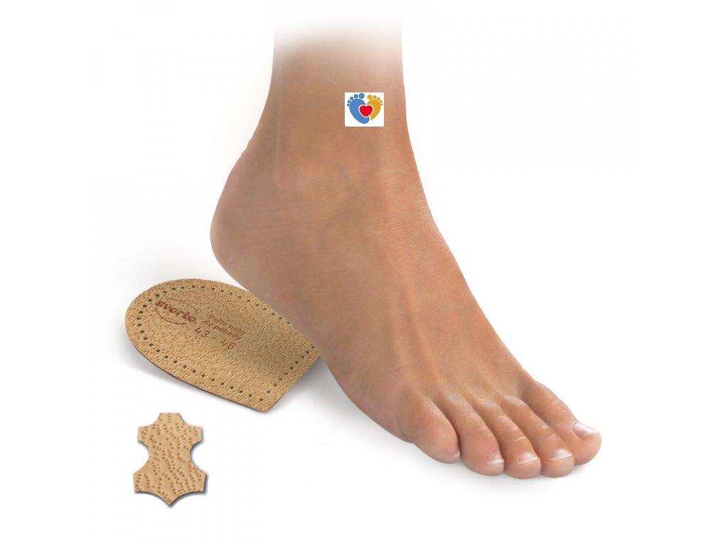 latex heel pads