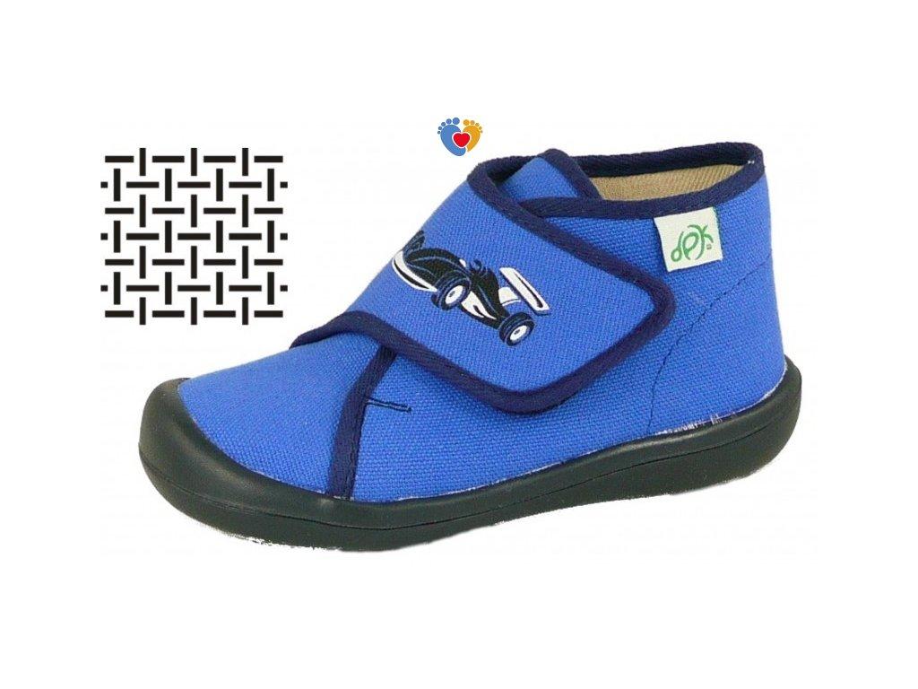 Detské papuče DPK K51018-PAP-W-K-SIT-AS-1708