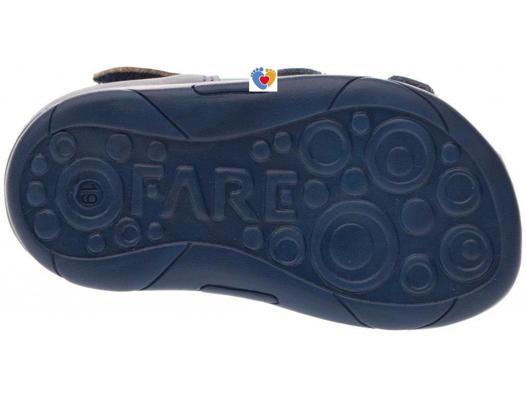 Detské sandálky FARE 568107