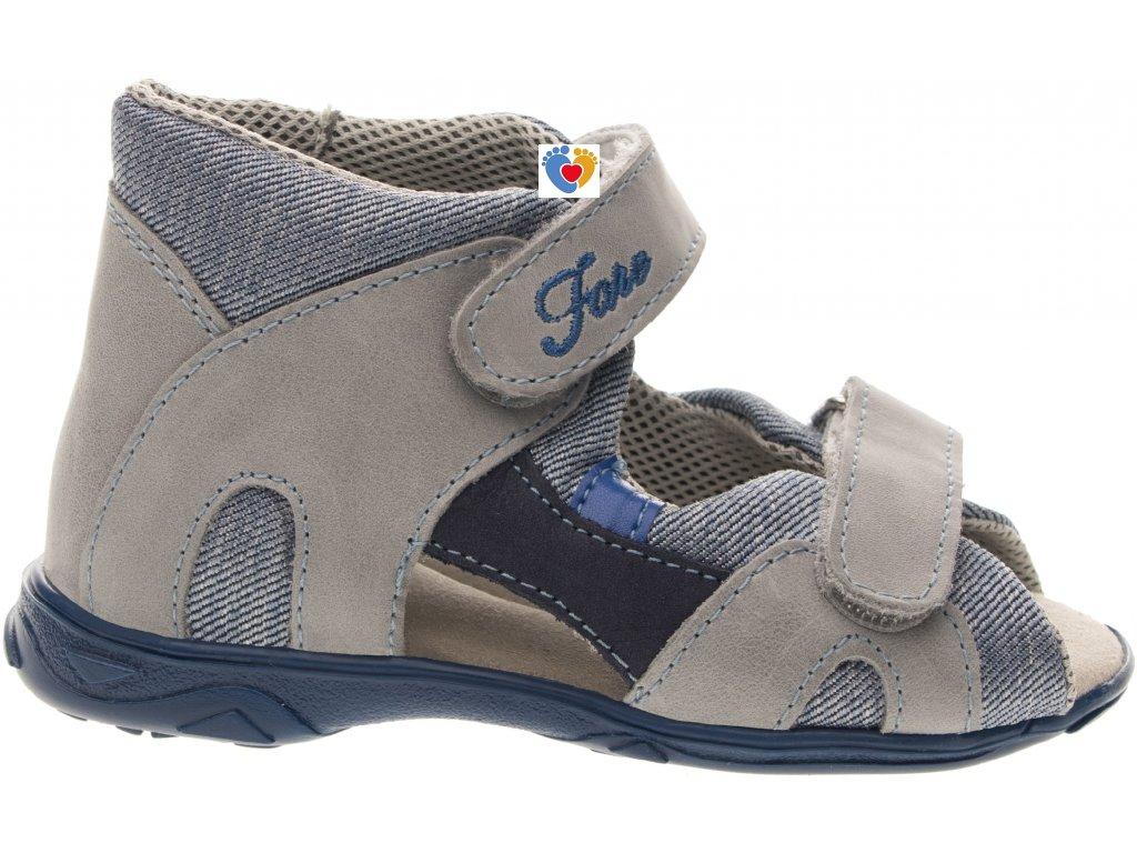 Detské sandálky FARE 763161
