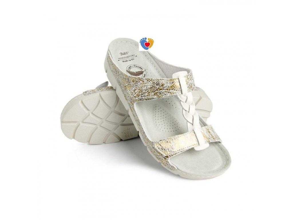 d6005800da Dámska zdravotná obuv BATZ BORI - Centrum zdravých nôh