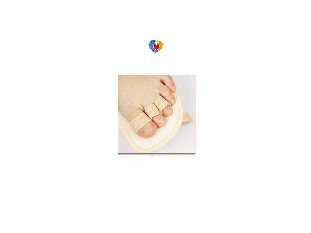 Korektor kladivkových prstov