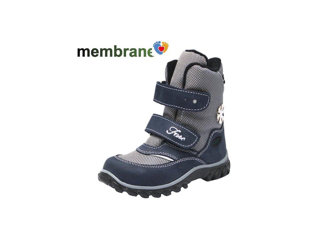 Detská zimná obuv FARE 848263