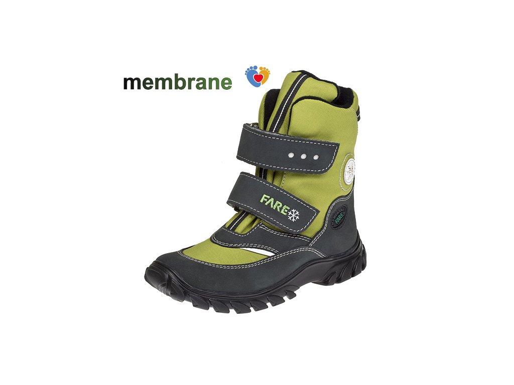 Detská zimná obuv FARE 2646232