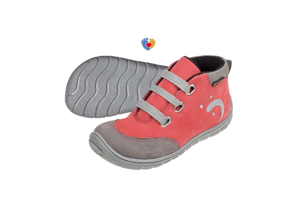 Detské barefoot topánky FARE BARE 5121241
