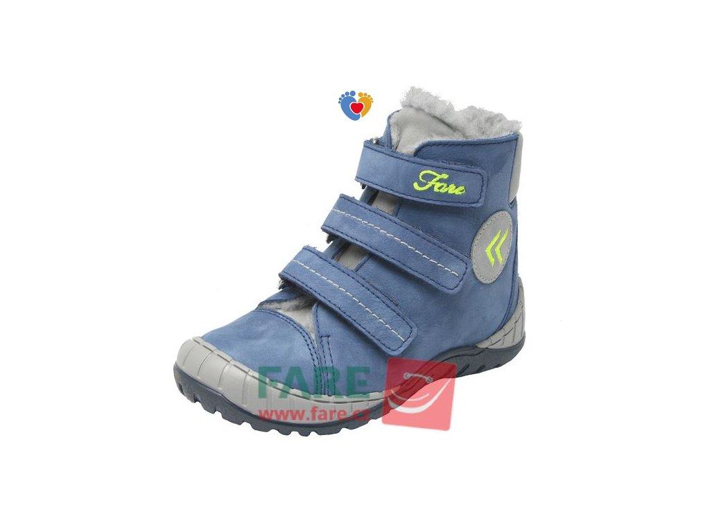 Detská zimná obuv FARE  841102