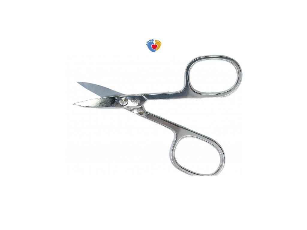 Solingen nožničky na nechty zakrivené PL400