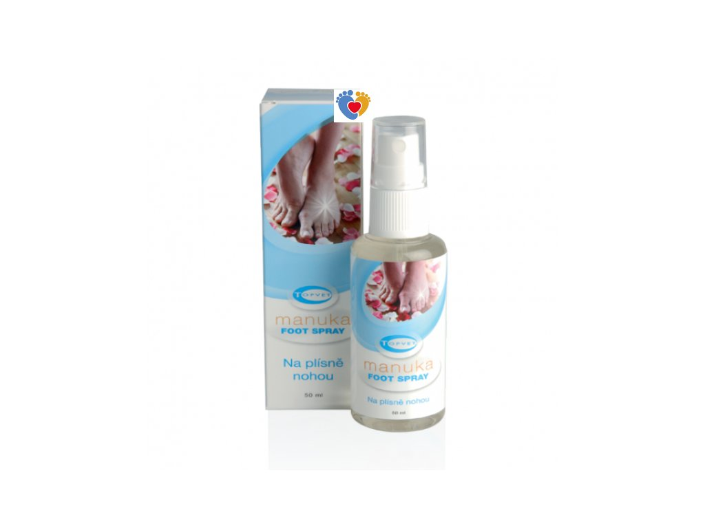 TOPVET - MANUKA FOOT spray
