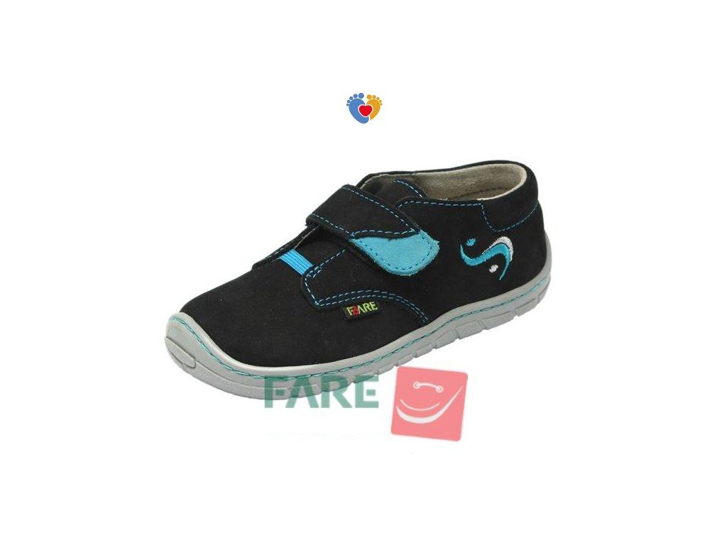Detské barefoot topánky FARE BARE  5112212