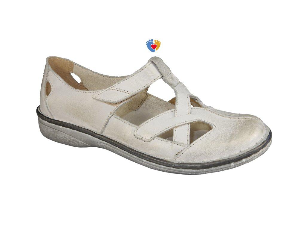 Dámska zdravotná obuv ORTO plus S 1258-103