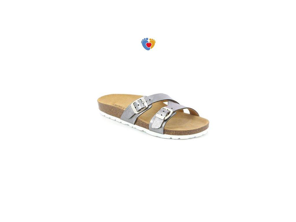 8d62abafe1f8e Dámska zdravotná obuv GRÜNLAND SARA CB1718 - ANTRACITE - Centrum ...
