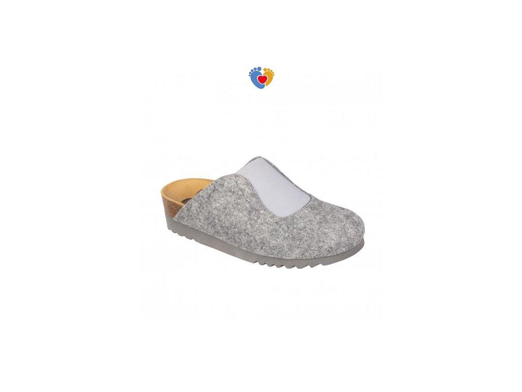 c0ad8d7ee29e Scholl dámske papuče YOLE - Centrum zdravých nôh