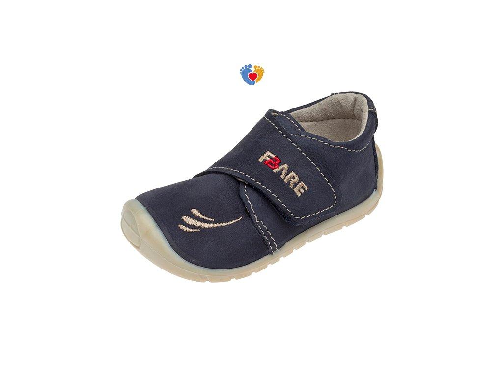 Detské barefoot topánky FARE BARE 5012201