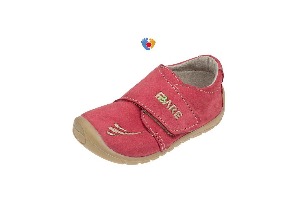 Detské barefoot topánky FARE BARE  5012241