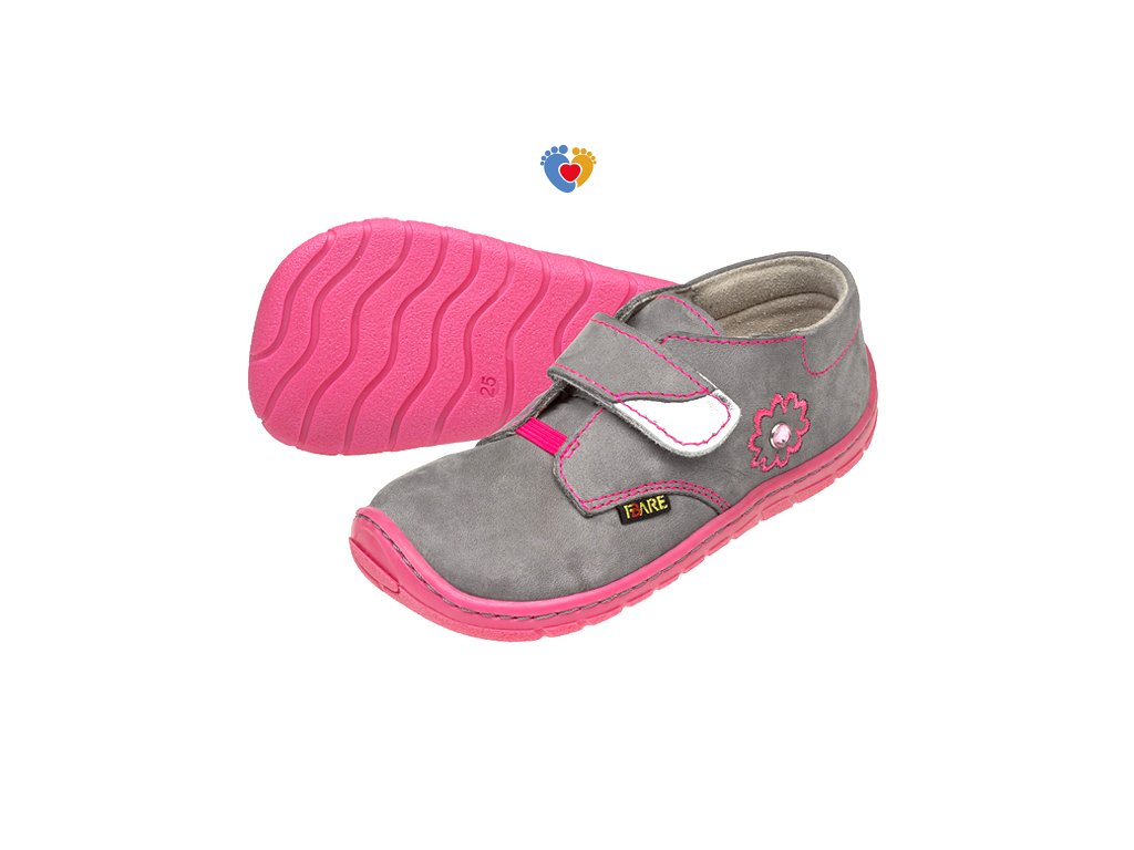 Detská barefoot obuv FARE BARE 5112262