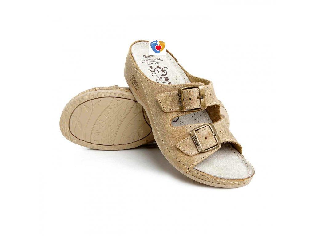 Dámska zdravotná obuv BATZ FC02