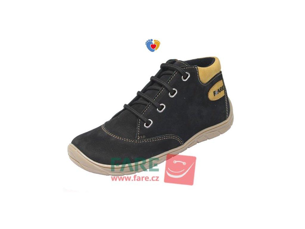Unisex barefoot celoročné topánky FARE BARE 5321211