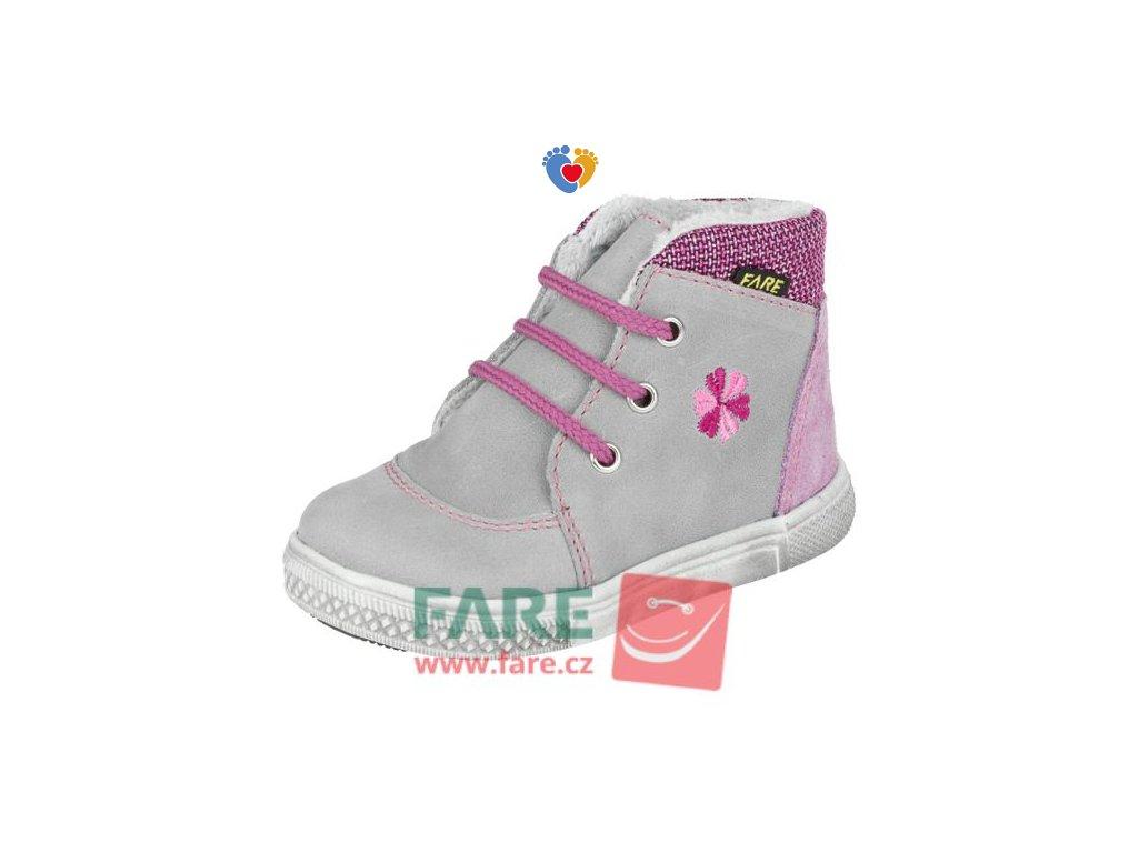 Detská zimná obuv FARE  2141152