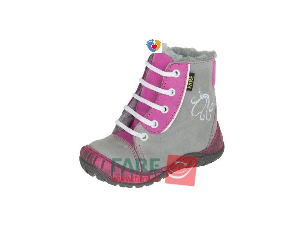 Detská zimná obuv FARE  2148152